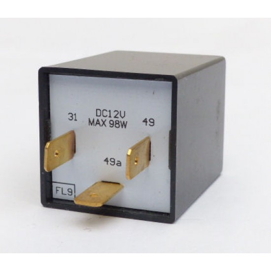 12 Volt 3 Pin Electronic Flasher Relay